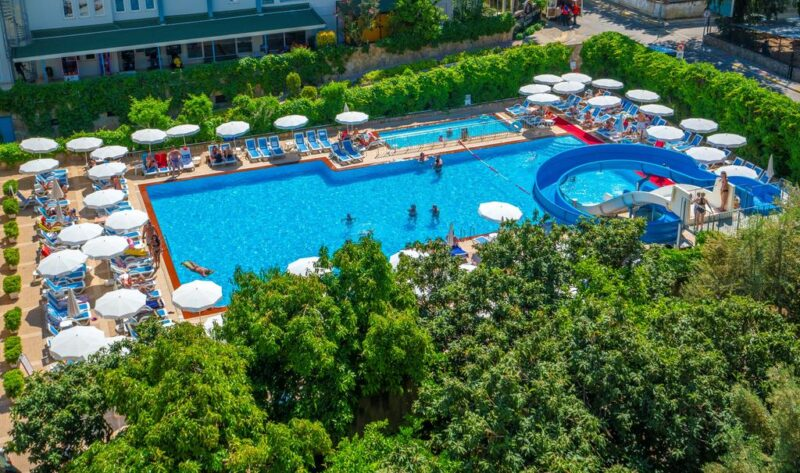 Hotel Blue Star **** (Alanya)