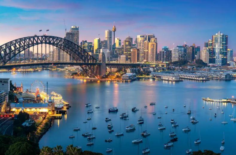 AUSTRALIA & NOUA ZEELANDA