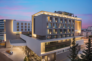 DOUBLETREE BY HILTON ANTALYA CITY CENTRE 5*