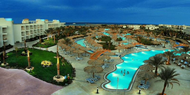 HURGHADA LONG BEACH 4*
