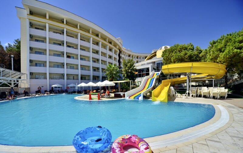 SIDE ALEGRIA HOTEL SPA 5*