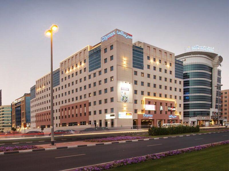 CITYMAX DUBAI 3*